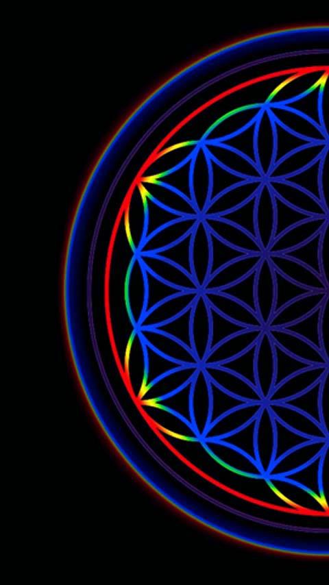 Geometry - Sacred Wallpaper Phones