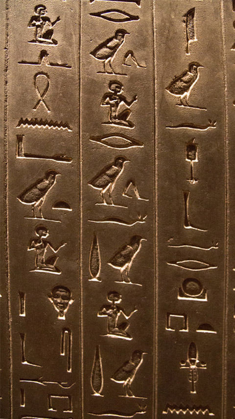 hieroglyphs Egyptian Egypt gold golden plate wallpaper background phone