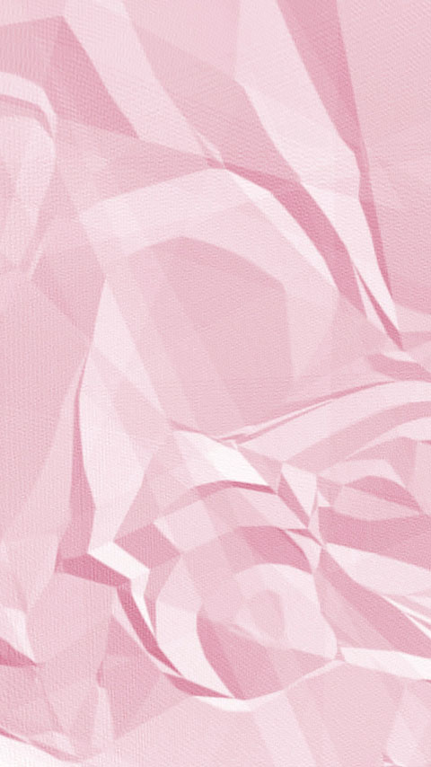 crumpled paper pink wallpaper background phone