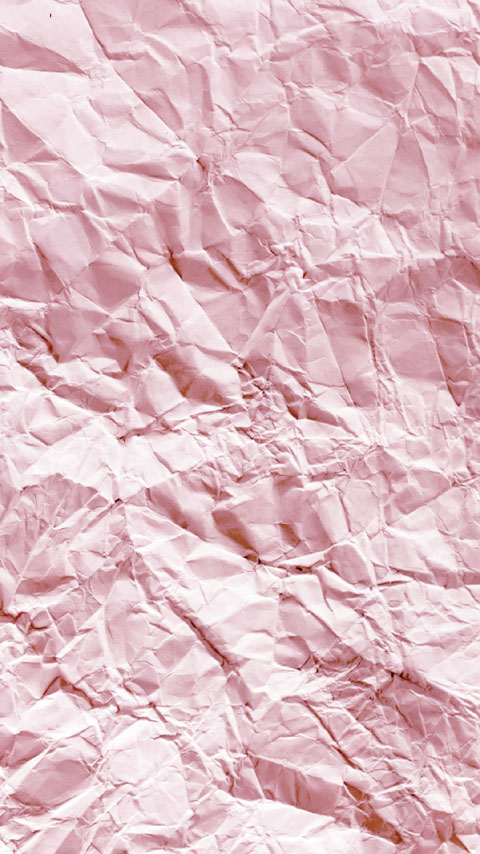 paper crumpled pink wallpaper phone background